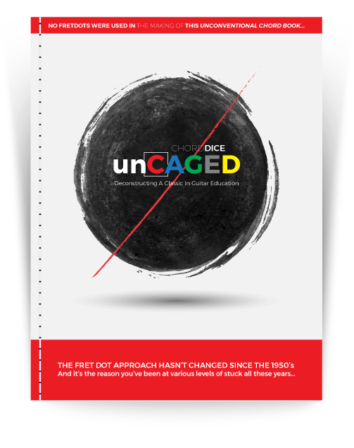 Chord Dice unCAGED